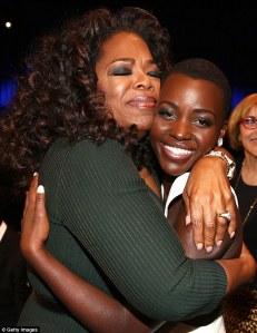 Lupita  & Oprah